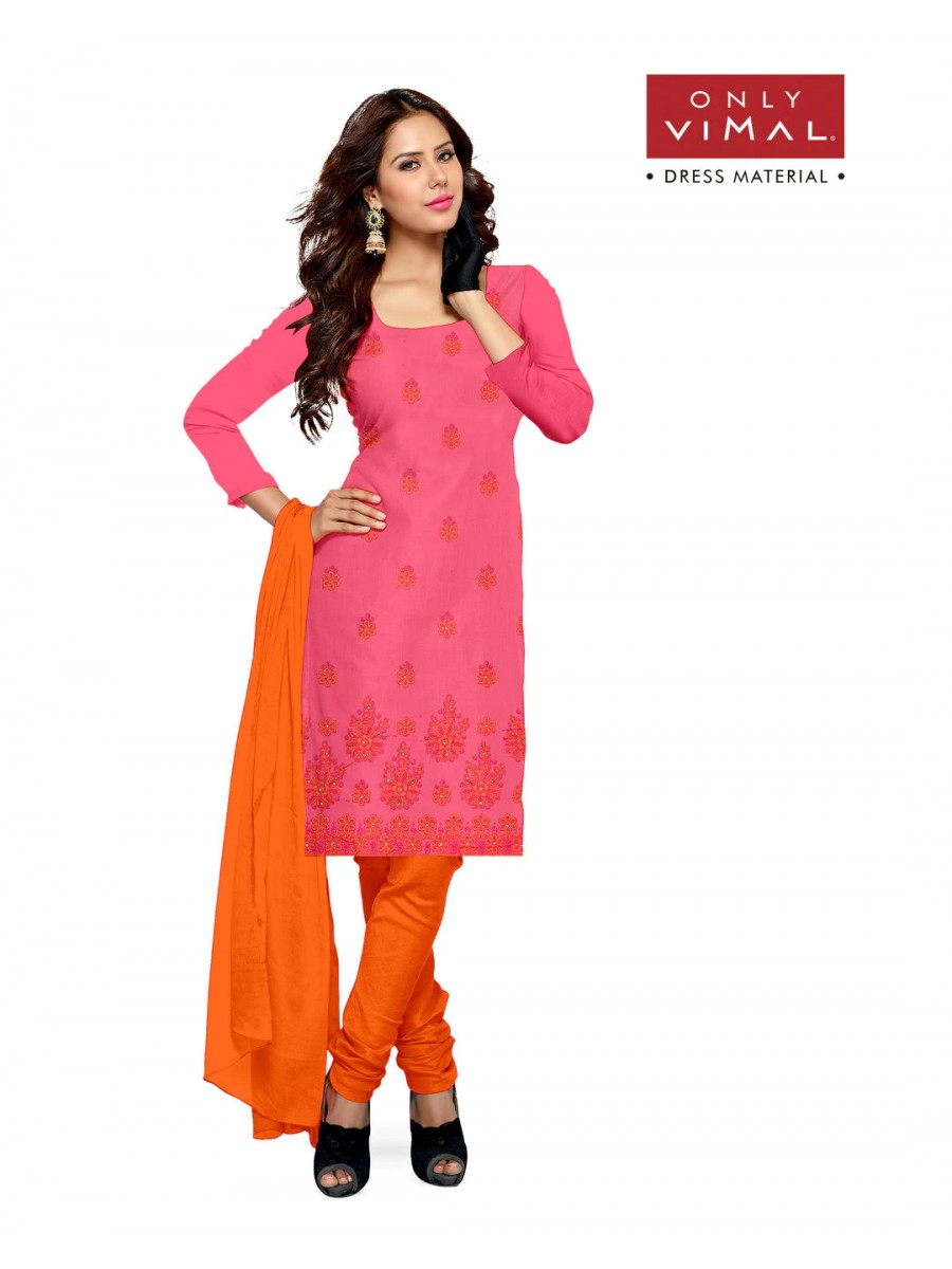Women's Unstitched Dress Material